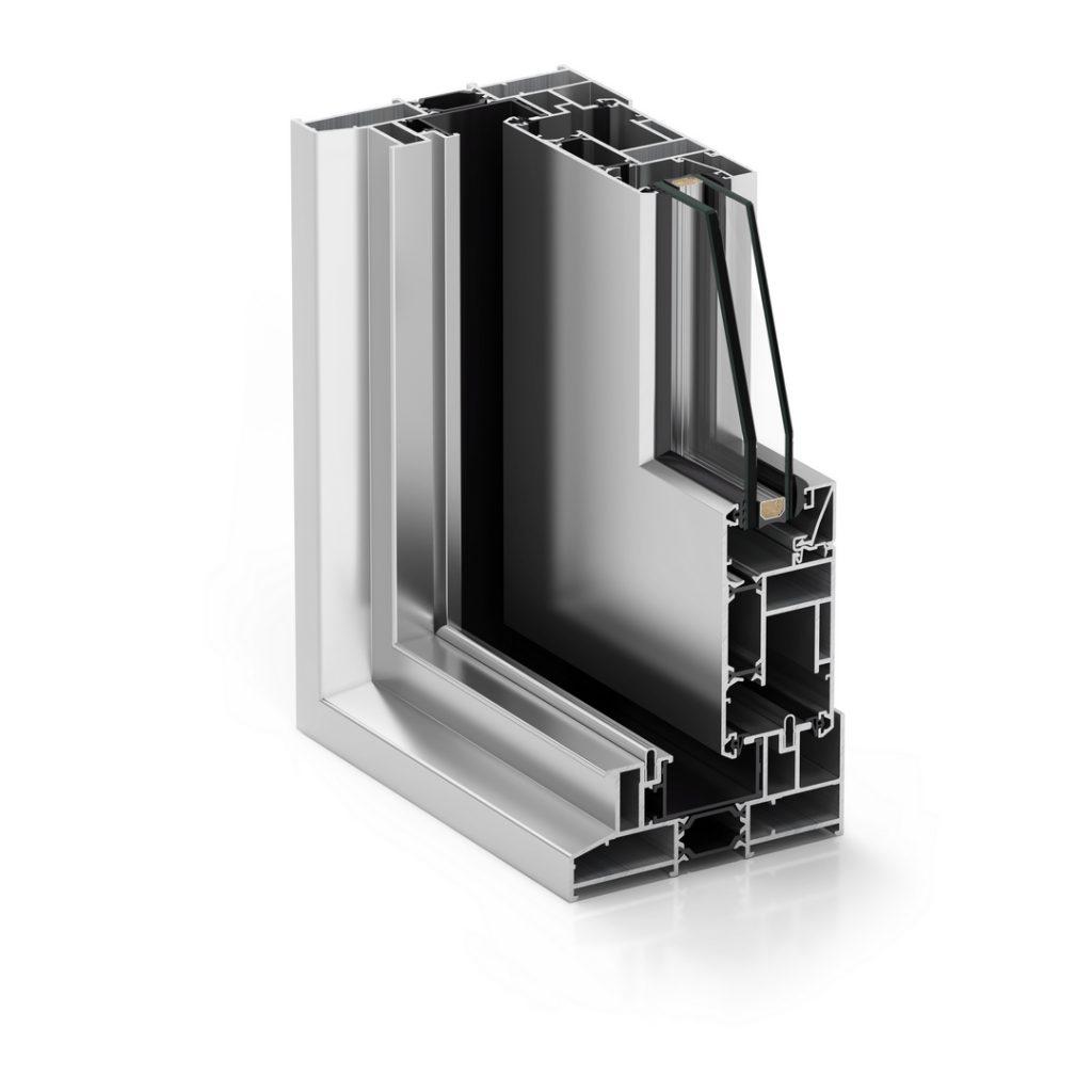 Sistema 4500 corredera elevable con rpt artenglass - Sistema puerta corredera ...